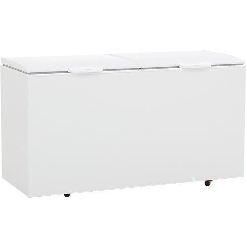 Freezer Dupla Ação Horizontal 510L Gelopar GHBS-510 BR 127V