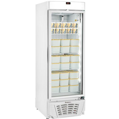 Freezer Expositor Vertical 570L Gelopar Esmeralda GLDF-570 BR 220V