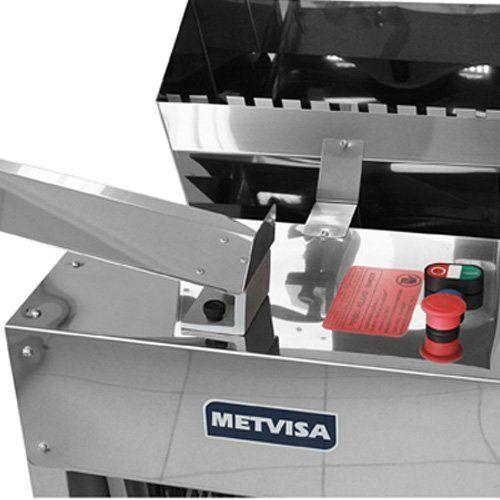 Fatiadeira de Pão Metvisa FP.12 Bivolt  - Automasite