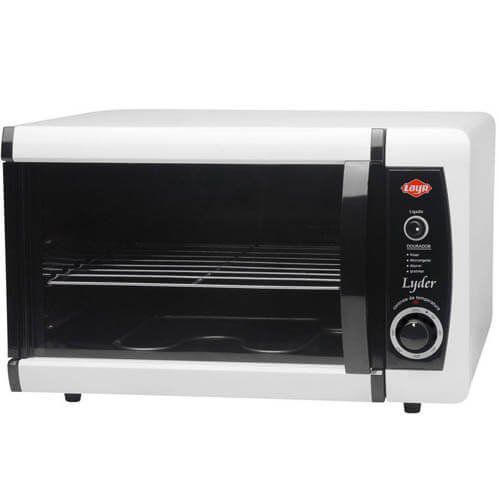 Forno Elétrico Layr Revolution Lyder Easy Clean 127V  - Automasite