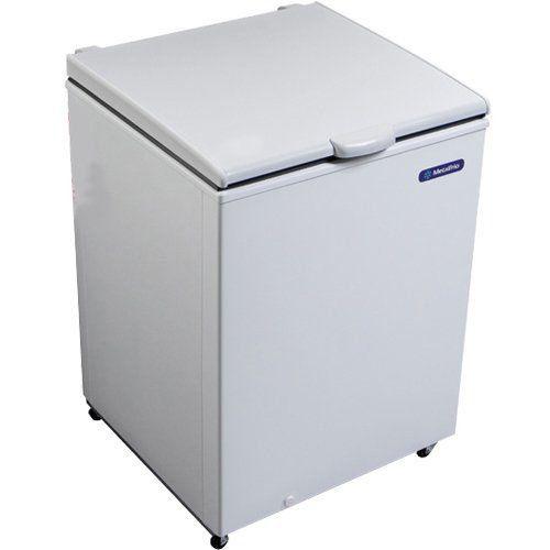 Freezer / Conservador Horizontal 166L DA170 - Metalfrio