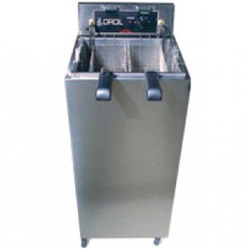 Fritadeira Elétrica Água e Óleo 1 Cuba Inox Orcil FAO8P 220V