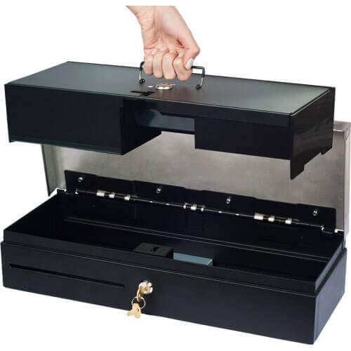 Gaveta de Dinheiro Bematech GD-46 Vertical  - Automasite