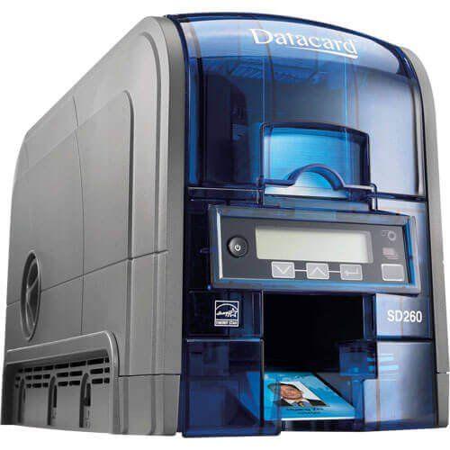 Impressora de Crachá Datacard SD260  - Automasite