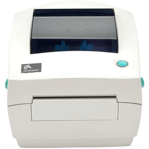 Impressora de Etiquetas Zebra GC420d  - Automasite