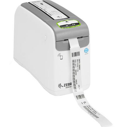 Impressora de Pulseiras Zebra ZD510-HC  - Automasite