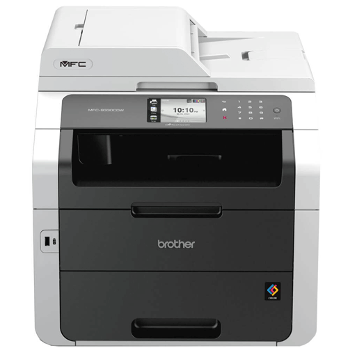 Impressora Multifuncional Laser Brother MFC-9330CDW USB / Wi-Fi  - Automasite