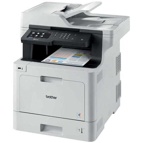 Impressora Multifuncional Laser Brother MFC-L8900CDW USB / Wi-Fi  - Automasite