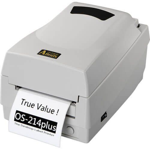 Kit Impressora OS-214 Plus Argox + Leitor TL-120 Tanca  - Automasite