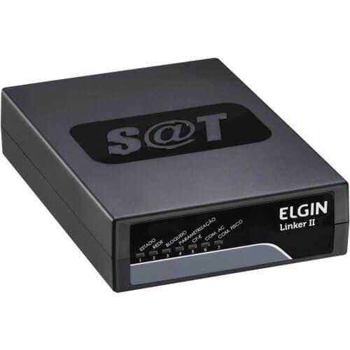 Kit Impressora TM-T20 Epson + SAT Fiscal Linker SAT II Elgin  - Automasite
