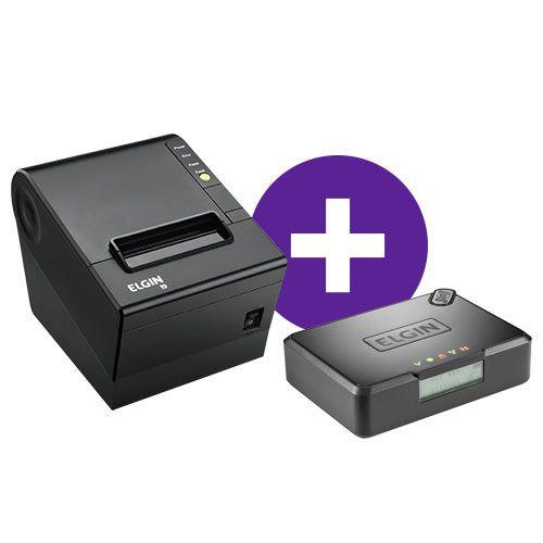 Kit SAT Fiscal Smart + Impressora i9 - Elgin