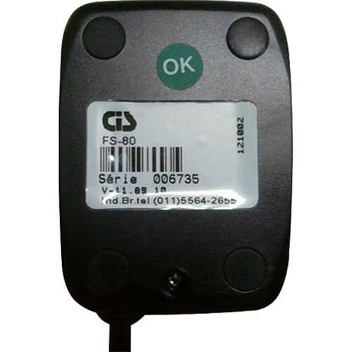Leitor Biométrico CiS DigiScan FS 80 H  - Automasite