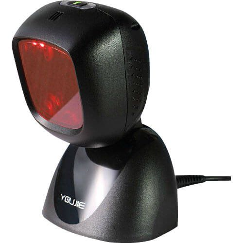 Leitor de Código de Barras Semi-Fixo 2D Honeywell Youjie HF600  - Automasite