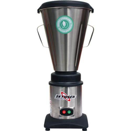 Liquidificador Inox 6L Copo Monobloco Skymsen LC6 127V