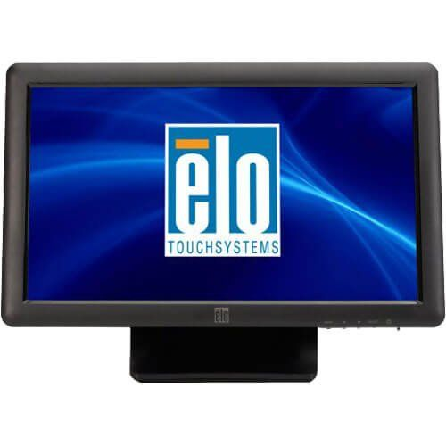 Monitor Touch Screen Elo Touch Solutions 15,6 pol. Widescreen ET1509L  - Automasite