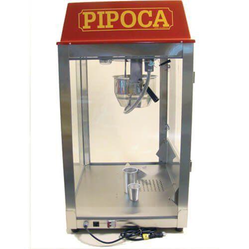 Pipoqueira Elétrica 500g / 18oz PLX - Warm  - Automasite