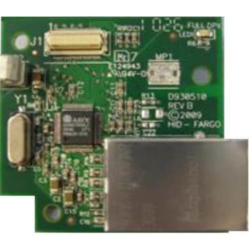 Placa de Interface de Comunicação Ethernet Fargo - HID