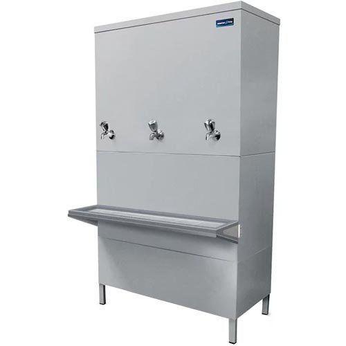 Purificador de Água Industrial 90L Masterfrio Master 100 Inox 127V
