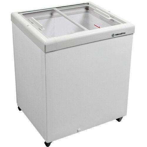 Refrigerador Horizontal 213L HF20S - Metalfrio