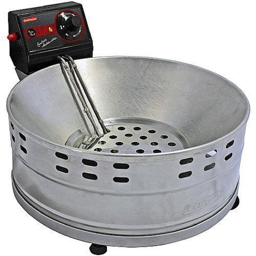 Tacho de Fritura Elétrico Alumínio 3L Cotherm 127V