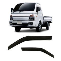 Calha de Chuva Hyundai HR 05 06 07 08 09 10 11 12 13 14 15 16 17 18 19 2 portas Fumê