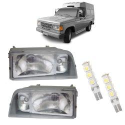 PAR FAR D10 93 + PAR T10 13 LEDS