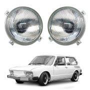 Farol – Brasilia e Variant – Modelo Original Com Luz de Estacionamento – 73 74 75 76 77 78 79 80 81 82 - Marca Inov9