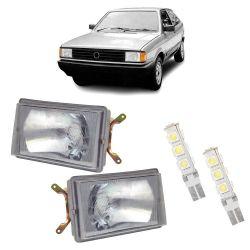 PAR FAR GOL 87/90 + PAR T10 13 LEDS