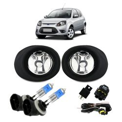 KIT MILHA FORD KA 12> + SUPER BRANCA H27