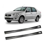 Kit Spoiler Lateral Palio G4 2008 A 2011 Siena Tuning #1267