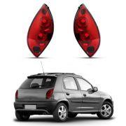 Lanterna RED – Celta – Modelo Esportivo / Tuning – 99 00 01 02 03 04 05 06 – Marca Inovox