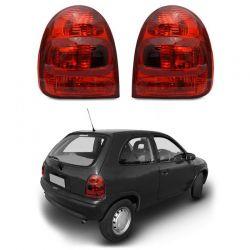 Lanterna Traseira Corsa Wind 96 97 98 99 00 01 02 Modelo RED