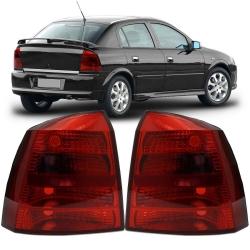 Lanterna Traseira Astra Hatch 03 04 05 06 07 08 09 10 11 12 Modelo RED