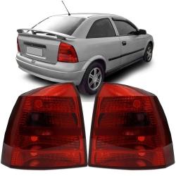 Lanterna Traseira Astra Hatch 99 00 01 02 Modelo RED