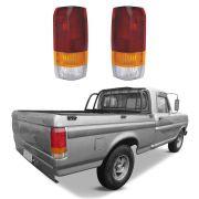 Lanterna Traseira – F1000 – Modelo Original Tricolor – 92 93 94 95 96 97 98 – Marca Inovox