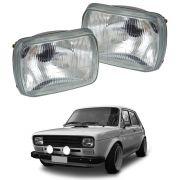 Par Farol – Fiat 147 - Modelo Original – 76 77 78 79 80 - Marca Inov9