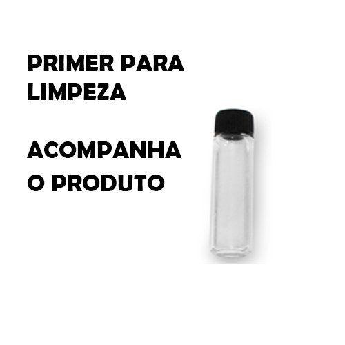 Calha Chuva Logus 93 94 95 1996 1997 2p Defletor Fumê #2223  - Artmilhas
