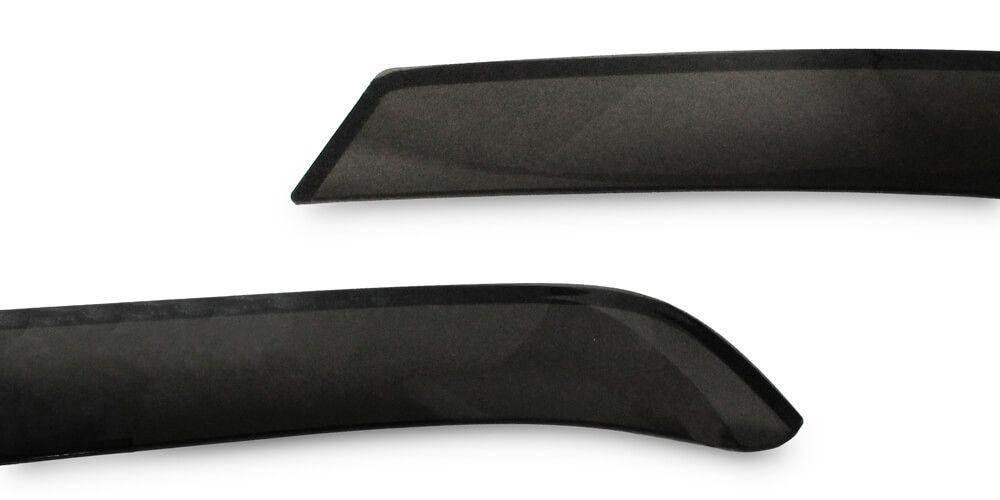 Calha de Chuva - Ecosport - Modelo Slim - 12 13 14 15 16 17 - Marca Ibrasa   - Artmilhas
