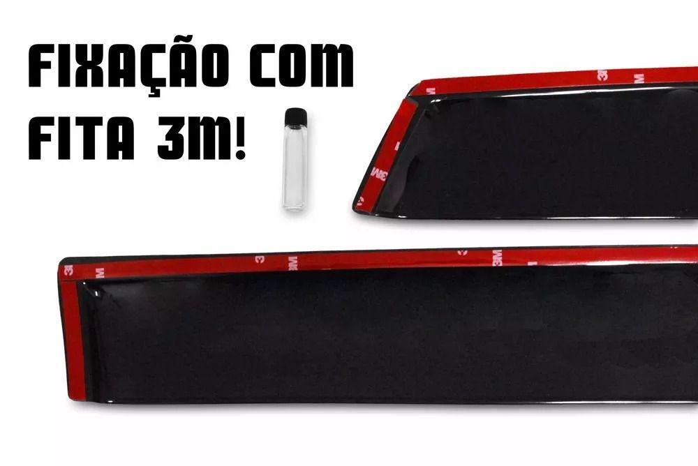Jogo Calha Ranger Cabine Dupla 96 A 2010 2011 2012 4p #1379