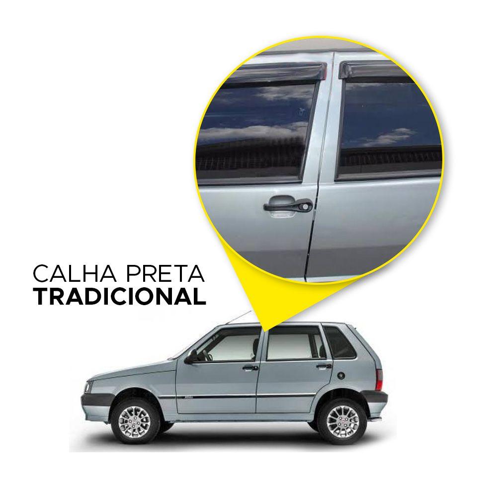 Calha de Chuva Uno 85 86 87 88 89 90 91 92 93 94 95 96 97 98 99 00 01 4 portas Fumê Marca Ibrasa  - Artmilhas
