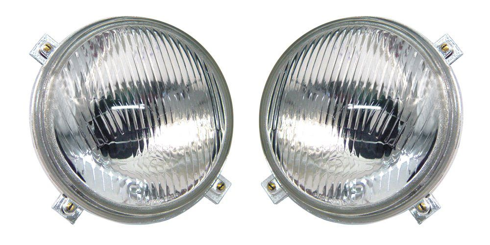 Farol – Brasilia e Variant – Modelo Original Com Luz de Estacionamento – 73 74 75 76 77 78 79 80 81 82 - Marca Inov9  - Artmilhas