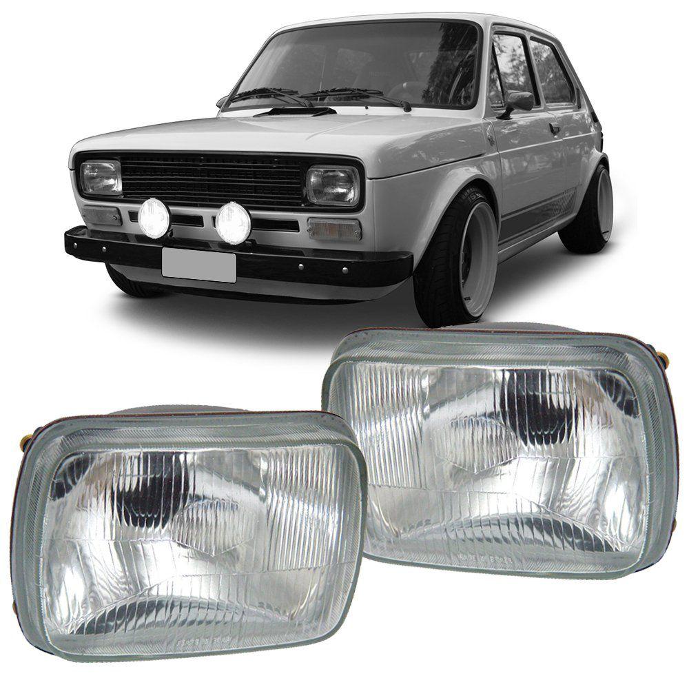 Farol – Fiat 147 - Modelo Original – 76 77 78 79 80 - Marca Inov9  - Artmilhas