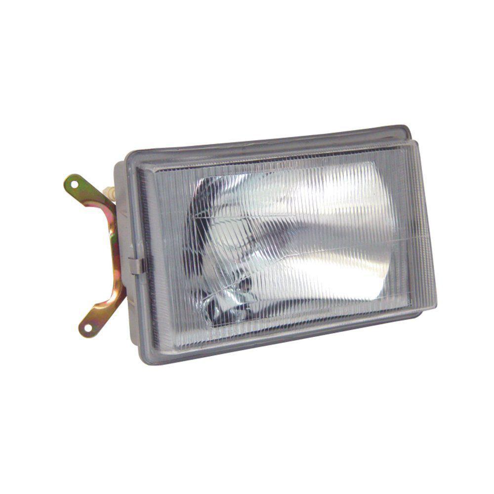 Farol Gol e Saveiro com Lâmpadas T10 13 LEDS – Modelo Original – 87 88 89 90 - Marca INOV9