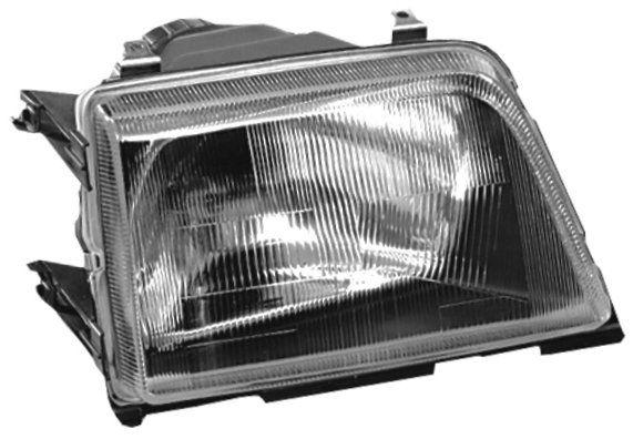 Farol – Monza - Modelo Esportivo – Preto / Máscara Negra – 88 89 90 - Marca Inov9  - Artmilhas