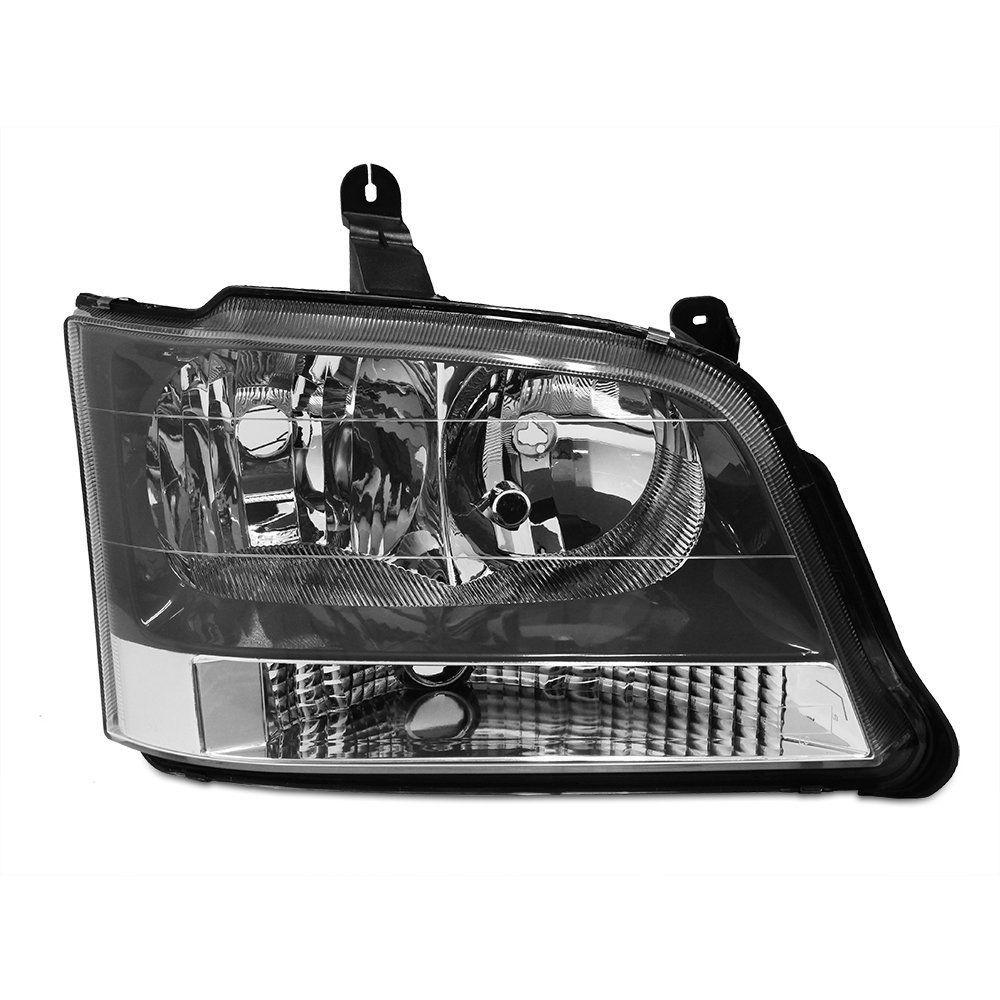 Farol Pick-up S10 e Blazer com Lâmpadas T10 13 LEDS – Modelo Original – 01 02 03 04 05 06 07 08 09 10 - Marca INOV9
