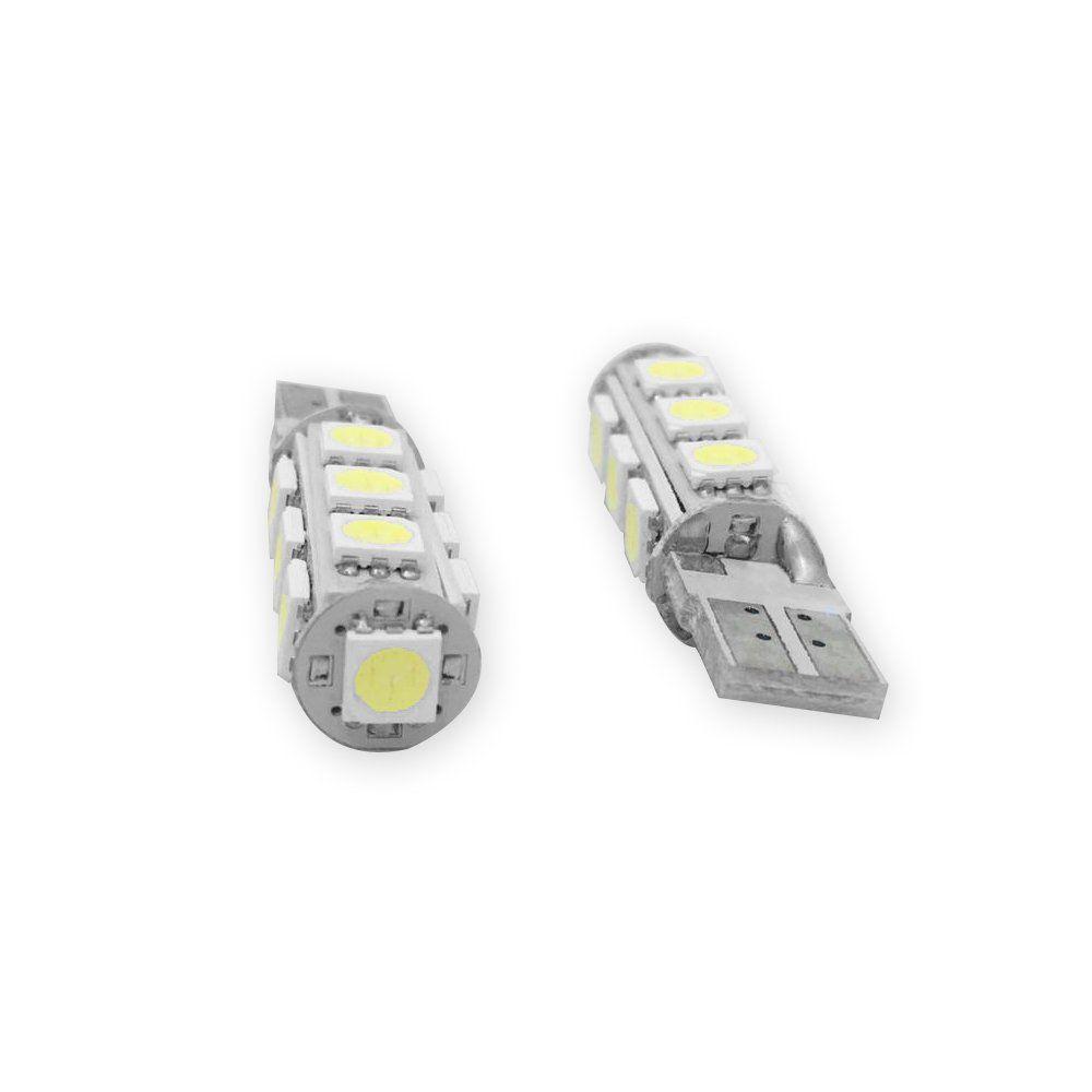 KIT 30 LAMPADAS PINGO 13 LEDS T10