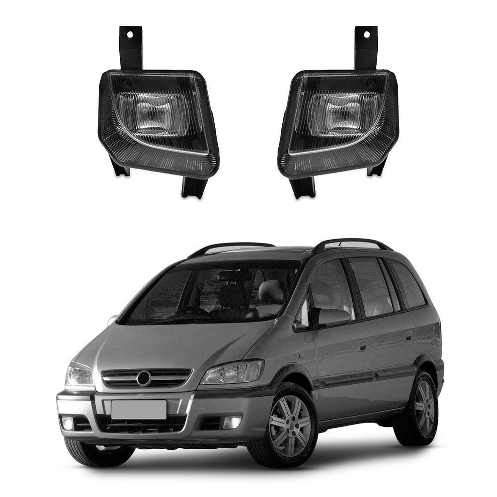 Kit Farol de Milha Astra Hatch Sedan Zafira 03 04 05 06 07 08 09 10 11 12 Auxiliar Neblina Marca Inovway