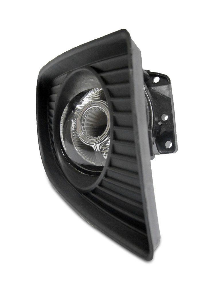 Par de Milhas Com LED Fiat Idea 06 07 08 09 10 Com Moldura Marca Inovway