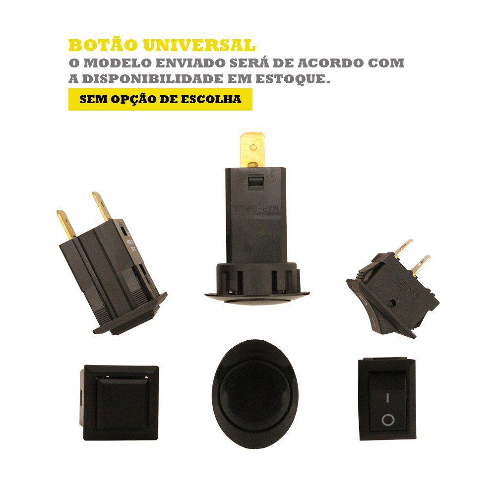 Farol de Milha Uno com Lâmpada Super Branca H27 8500K – Modelo Original – 10 11 12 13 14  -  Marca Inovway  - Artmilhas