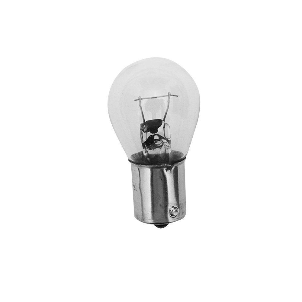 Lâmpada Automotiva Seineca 1141 Halógena 1 Polo 12v 21w Lanterna Traseira Ré Freio Seta